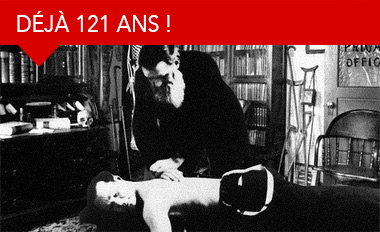 Déjà 121 ans!