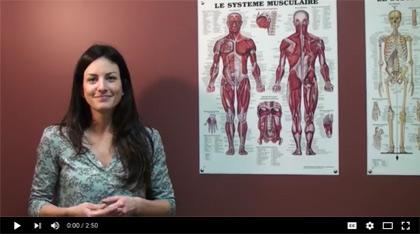 Vidéo Exercices pour soulager la douleur au cou