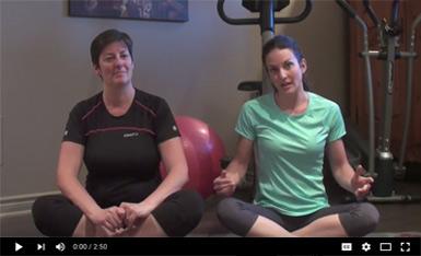 Exercices pour soulager la douleur sciatique
