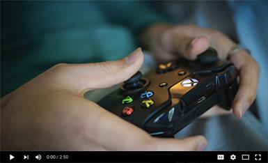 Jeux vidéo et posture