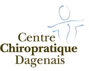 Centre Chiropratique Dagenais LOGO